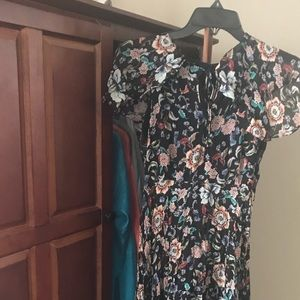 Pretty flora dress